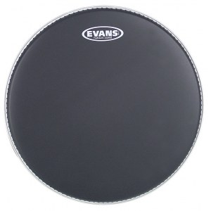 EVANS B14HBG Hydraulic black coated 14 Zoll Schlagfell, Snare