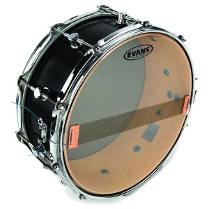 EVANS S14H30 Hazy 300 Resonant 14 Zoll Resonanzfell, Snare