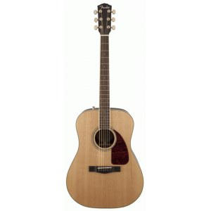 FENDER CD-320 AS Dreadnought Akustik-Gitarre inkl. Gigbag, natur