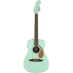 FENDER Malibu Player ASP Akustik-Gitarre, aqua splash