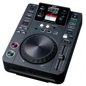 GEMINI CDJ-650 Desktop Single CD/MP3/USB-Player