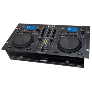 GEMINI CDM-4000 Dual USB/MP3/CD Mix-Konsole