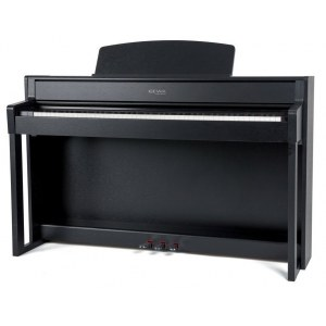 GEWA UP-380 G BKM Digitalpiano, schwarz matt