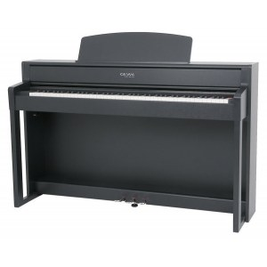 GEWA UP-280 G BKM Upright Digitalpiano, schwarz matt