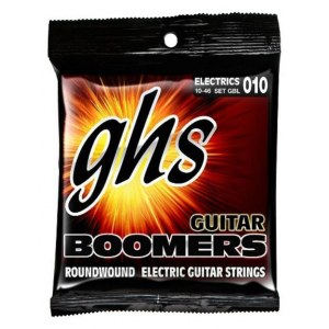 GHS GB-L Guitar Boomers Light 010-046 Nickel Plated Steel. Saiten für E-Gitarre