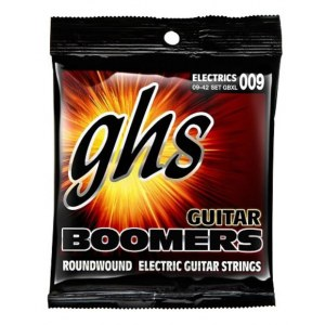 GHS GB-XL Guitar Boomers Extra Light 009-042 Nickel Plated Steel. Saiten für E-Gitarre
