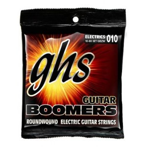 GHS GB-ZW Guitar Boomers Heavy Weights 010-060 Nickel Plated Steel. Saiten für E-Gitarre