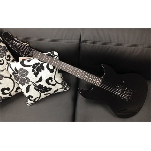 G&L (USA) Jerry Cantrell Rampage Signature E-Gitarre inkl. Koffer, black