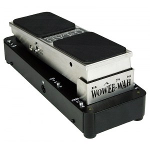 G-LAB BWW-1 Bass WoWee Wah Analoges Wah Wah Pedal mit Q Factor Schalter