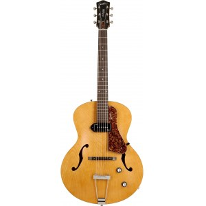 GODIN 5th Avenue Kingpin P90 RW NT Hollowbody Semi-Akustik E-Gitarre inkl. Gigbag, nature
