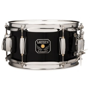 GRETSCH BH-5510-BK Blackhawk Mighty Mini 10x5.5 Snaredrum