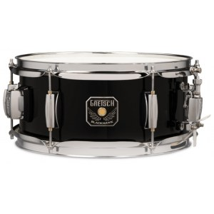 GRETSCH BH-5512-BK Blackhawk Mighty Mini 12x5.5 Snaredrum