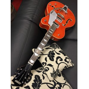 GRETSCH G5420T ORG Electromatic Hollowbody E-Gitarre, orange stain