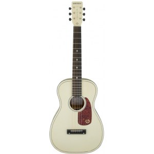 GRETSCH G9500-VWT-LTD Jim Dandy Limited Edition Akustik-Gitarre, vintage white