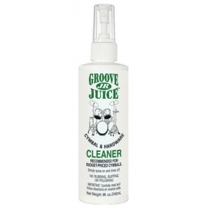 GROOVE JUICE Jr. Cymbal Cleaner 240ml Reinigungsmittel