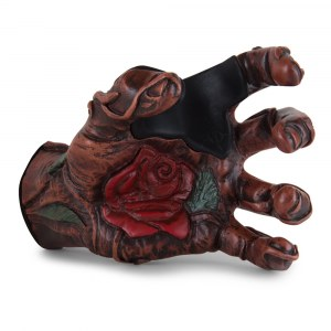 GUITARGRIP Bella Rose Male Hand left Gitarren-Wandhalter