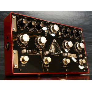 GURUS 1959 DoubleDecker Overdrive/Distortion Effektpedal