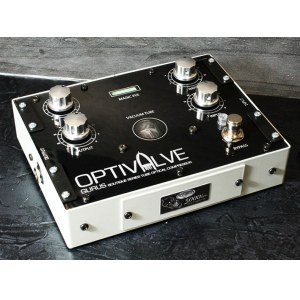 GURUS Optivalve Tube Optical Compressor Effektpedal