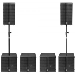 HK-AUDIO Linear 3 High Performance Pack PA-System
