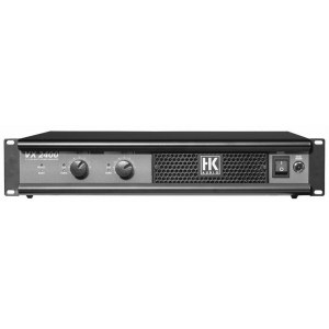HK-AUDIO VX 2400 Power Amp 2x1200Watt/4Ohm Leistungsendstufe