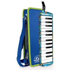 HOHNER AirBoard Junior 25 Melodica inkl. Softcase