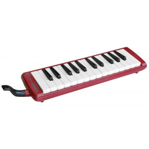 HOHNER Melodica Student 26 RD Melodica inkl. Etui, rot