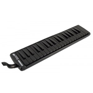 HOHNER Melodica Student Superforce 37 Melodica inkl. Etui, schwarz