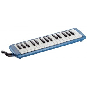 HOHNER Melodica Student 32 BL Melodica inkl. Etui, blau