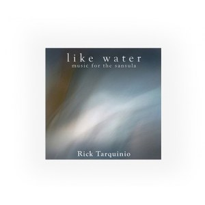 HOKEMA CD - Like Water - Music for Sansula Sansula Musik CD - Rick Tarquinio