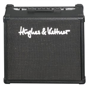 HUGHES&KETTNER Edition Blue 15-DFX 15Watt/8Zoll Players Class Gitarrenverstärker