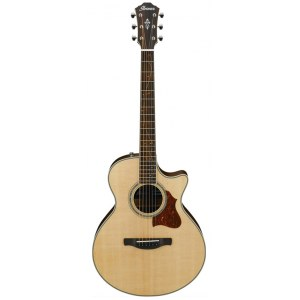 IBANEZ AE205JR-OPN AE Junior Elektro-Akustik-Gitarre, open pore natural