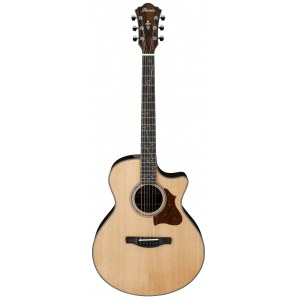 IBANEZ AE315ZR-NT Elektro-Akustik-Gitarre, natural high gloss