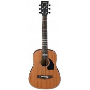 IBANEZ APF2MH-OPN Dreadnought 3/4 Westerngitarre, open pore natural