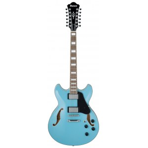 IBANEZ AS7312-MTB Artcore Semi-Hollow E-Gitarre, mint blue gradation