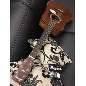 IBANEZ AW54MINIGBOPN Travel Artwood Akustik-Gitarre, open pure natural