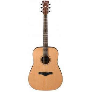 IBANEZ AW-65 LG Dreadnought Akustik-Gitarre, natural low gloss