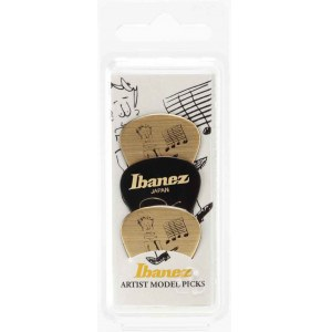 IBANEZ B1000PG30G Paul Gilbert 30th Anniversary Plektrum (3Pack) 1.0mm, soft