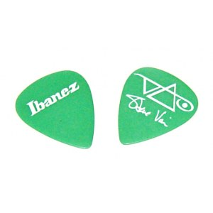 IBANEZ B-1000 SV-GR Plektren Heavy 1mm (6er Pack) Steve Vai Signature Picks, grün