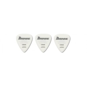 IBANEZ BEL14HD10 Elastomer Flat Hard 1,0mm Teardrop Pektrum (3 Stück)