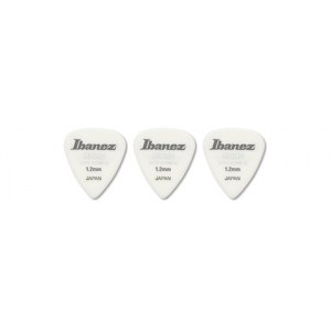 IBANEZ BEL14HD12 Elastomer Flat Hard 1,2mm Teardrop Pektrum (3 Stück)