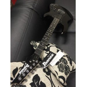 IBANEZ GRX20-BKN Gio E-Gitarre, black night