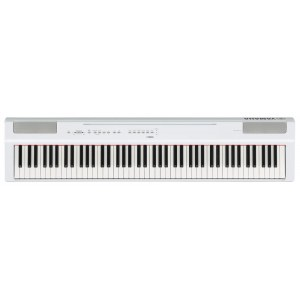 YAMAHA P-125 W Personal Stagepiano inkl. Netzteil, weiss