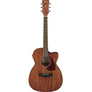 IBANEZ PC12MHCE-OPN Grand Concert Elektro-Akustik-Gitarre, open pore natural