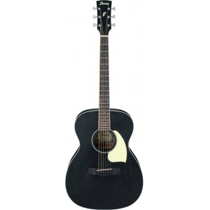 IBANEZ PC14-WK Performance Grand Concert Akustik-Gitarre, weathered black
