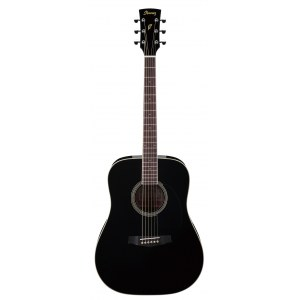 IBANEZ PF15-BK Performance Dreadnought Akustik-Gitarre, black / B-Ware