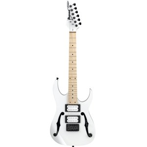 IBANEZ PGMM31-WH Paul Gilbert Signature miKro E-Gitarre, weiss