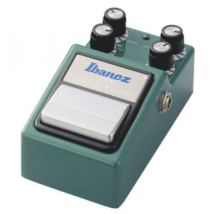 IBANEZ TS9DX Tubescreamer Reissue Distortion Effektpedal