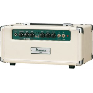 IBANEZ TSA15H Tube Screamer Amp Head 15Watt Röhren-Gitarrenverstärker