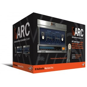 IK MULTIMEDIA ARC 2 Advanced Room Correction Komplettes Meßssystem