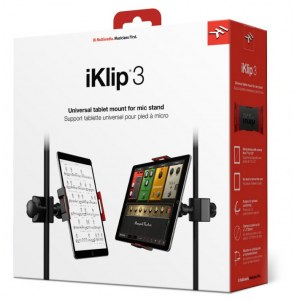 IK MULTIMEDIA iKlip 3 Tablet-Halter